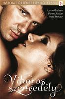 Viharos szenvedély - 3 történet 1 kötetben