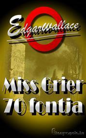 Miss Grier 70 fontja