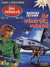 Az admirális rakétái (Kémvadászok-10)