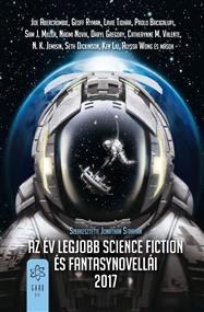 Az év legjobb science fiction és fantasynovellái 2017