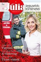 A Júlia legszebb történetei 21. kötet (Játék a tűzzel)