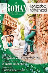 A Romana legszebb történetei 20. kötet (Szerelmem, Toscana)