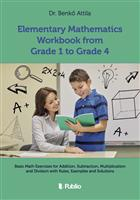 Elementary Mathematics Workbook from Grade 1 to Grade 4