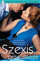 Szexis bébiszitterek - 3 történet 1 kötetben