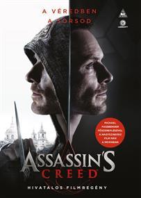 Assassin's Creed Hivatalos filmregény