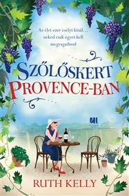 Szőlőskert Provence-ban