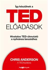 Így készülnek a TED-előadások
