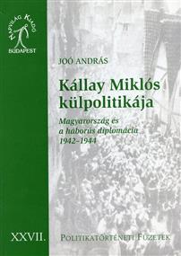 Kállay Miklós külpolitikája