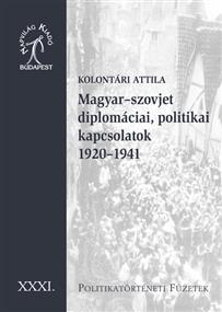 Magyar–szovjet diplomáciai kapcsolatok 1920–1941
