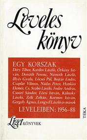 Leveleskönyv