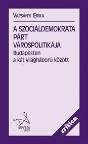 A szociáldemokrata párt várospolitikája