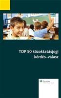 TOP 50 közoktatásjogi kérdés-válasz